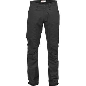 Fjällräven Abisko Lite Trekking Pantaloni Uomo, dark grey